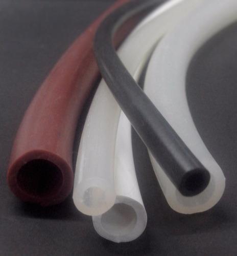 manguera silicona alta temperatura 1/2  (18x12) precio/metro