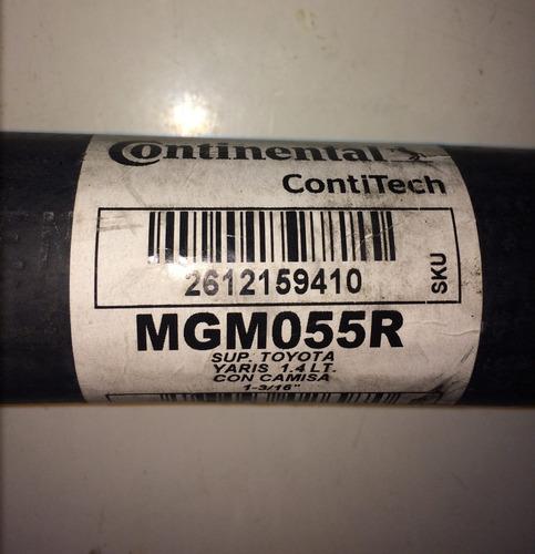 manguera superior yaris 00-05 1.3 toyota radiador