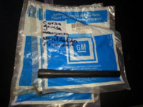 manguera ventilación primaria corsa gruesa original gm