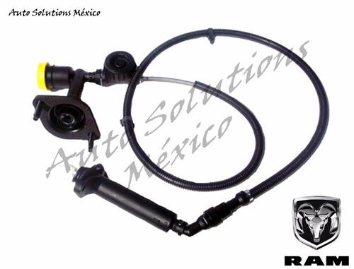 manguera y bombas de clutch dodge ram 4500 6.7l 08-15 diesel