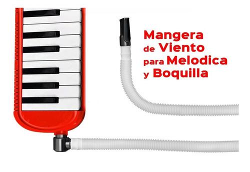 manguera y boquilla symphony de repuesto para melodica