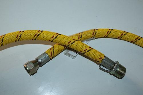 mangueras termoflexible de 1,50 cm gas natural o gas propano