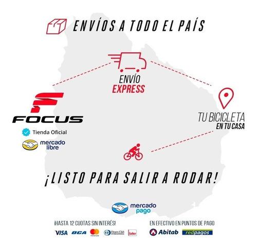 manguitas ciclismo focus termicas