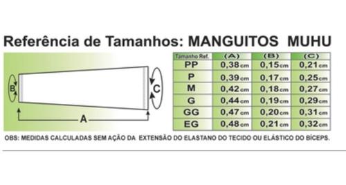 manguito tattoo feme turqueza muhu cod 431