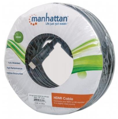 manhattan cable hdmi 1.3 m-m blueray tv consola 10m 322539