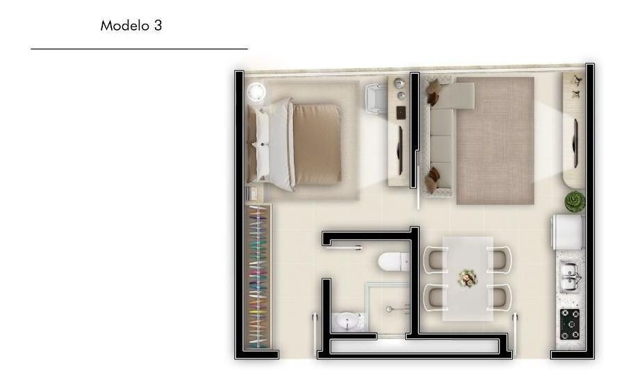 manhattan flats itapema - 612