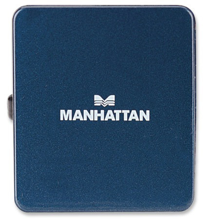 manhattan micro hub 4 puertos usb (gadroves)