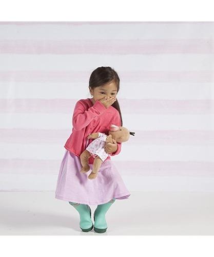 Beige Manhattan Toy Stella Soft First Baby Doll