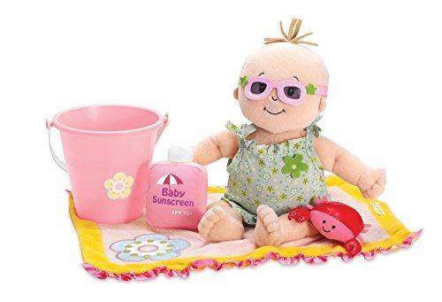manhattan toy baby stella día en la playa play set accesorio