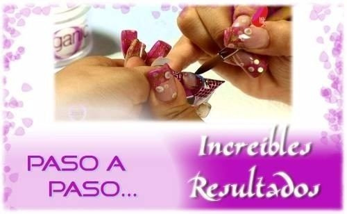 manicur decoracion uñas