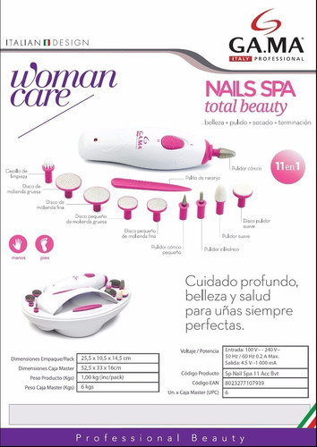 manicura pedicuria kit