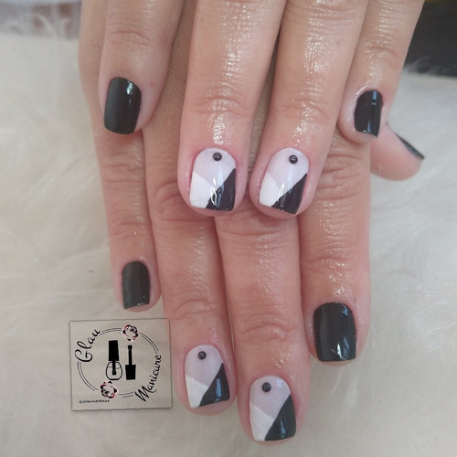 manicure e nail designer