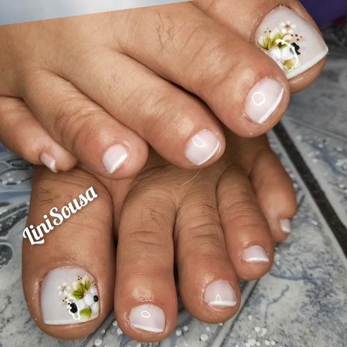 manicure, pedicure e spa dos pés