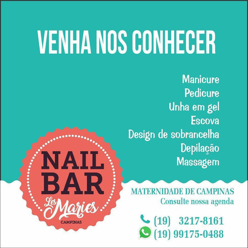 manicure, pedicure, podologia nail bar les maries