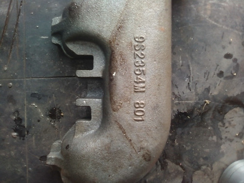 manifold motor caterpillar 3306
