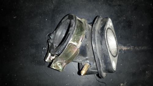 manifold o lumbrera de goma matrix scooter gy6 al mayor