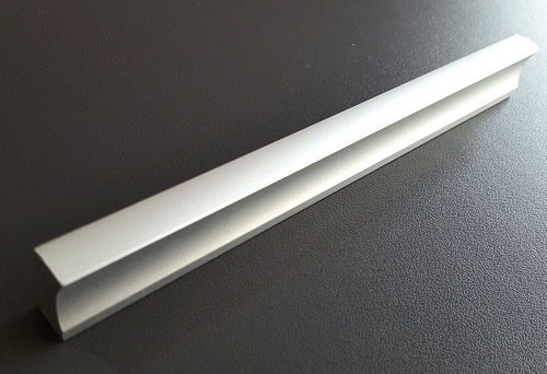 manija 128mm tirador mueble cajon aluminio benja verashop