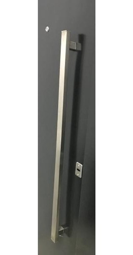 manija barral acero cuadrado rectangular puertas porton 150