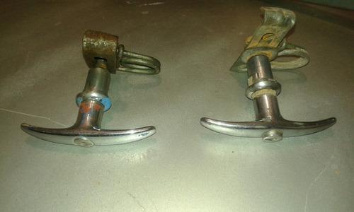 manija de tapa de motor fusca antiguo hasta 1969