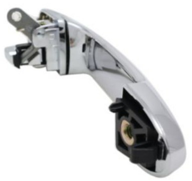 manija delantera izquierda chevrolet impala 2007 - 2012