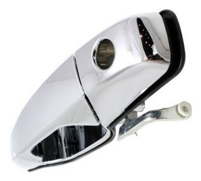 manija delantera izquierda cromada gmc sierra 2007 - 2013