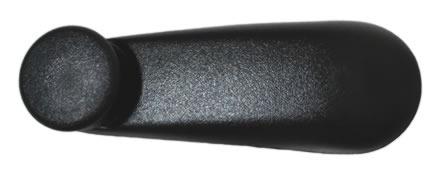 manija elev cristal chevrolet grand am 1992-1993-1994 negra