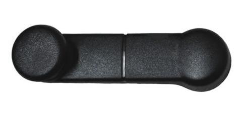 manija elevador cristal ford topaz 1993-1994-1995 negra+rega