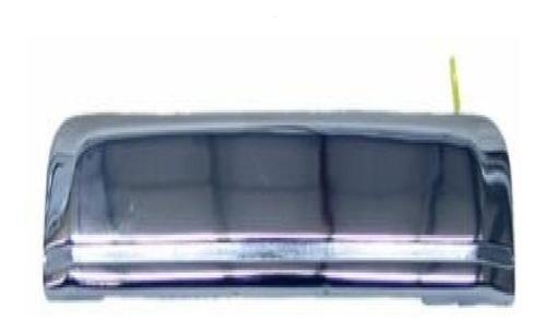 manija exterior nissan pickup d21 1999-2000-2001 cromo metal