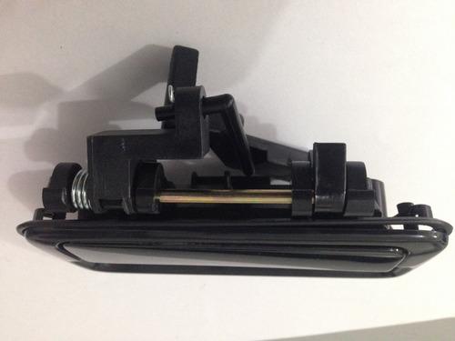 manija exterior trasera derecha 1993 geo metro lisa negra