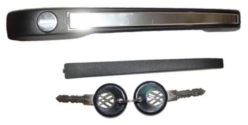 manija exterior volkswagen atlan 1982-1983-1984-1985 negra