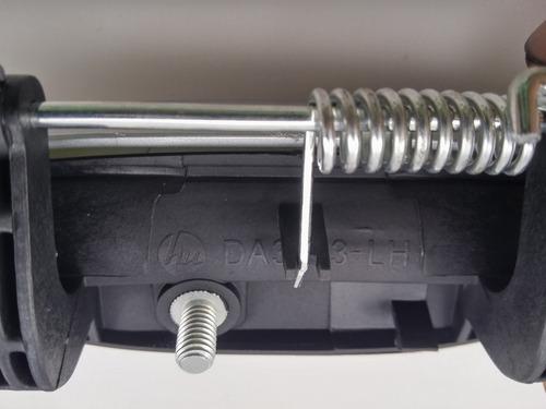 manija externa negra renault sandero