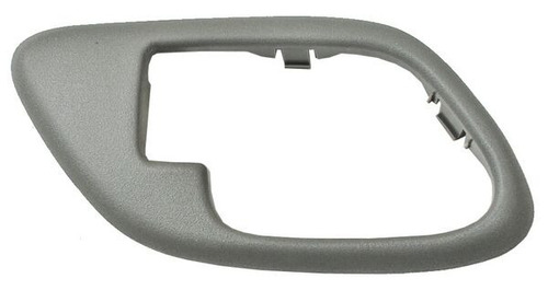 manija interior chevrolet blazer 1998 gris bisel