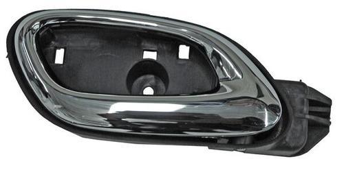 manija interior chevrolet camaro 2014-2015 cromada