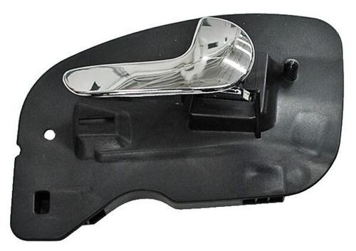 manija interior chevrolet corsa 2006-2007-2008 cromo
