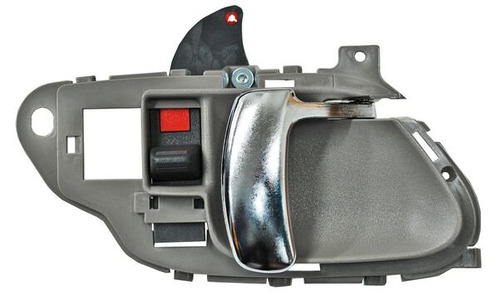manija interior chevrolet kodiak 2006-2007-2008-2009 cromo