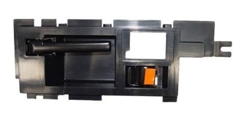 manija interior chevrolet s10 s-10 1986 1987 neg del izquier