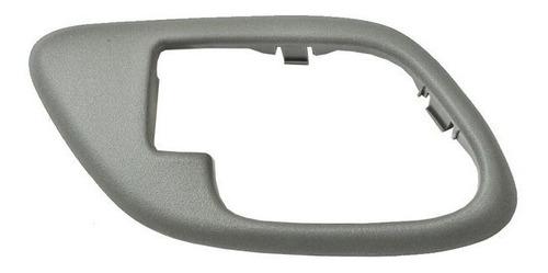 manija interior chevrolet silverado 1998 gris bisel