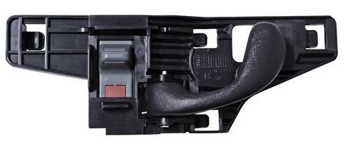 manija interior chevrolet sonoma 2002-2003 negra