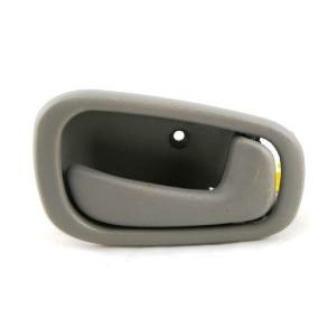 manija interior corolla 1998 - 2002 derecha gris nueva!!!!