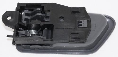 manija interior derecha gris toyota sienna 1998 - 2003