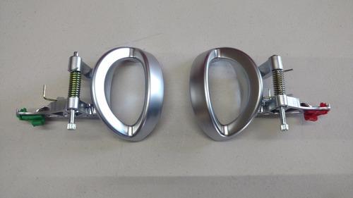manija interior dodge nitro 2007-2012 cromada