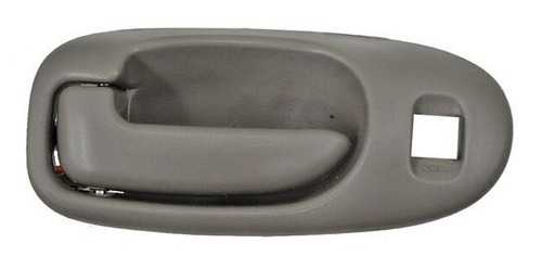 manija interior dodge sebring 2005-2006 gris claro