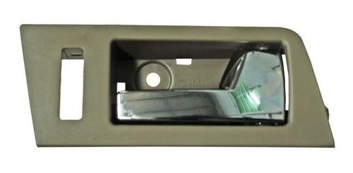 manija interior ford escape 2001-2002-2003 cromada+regalo