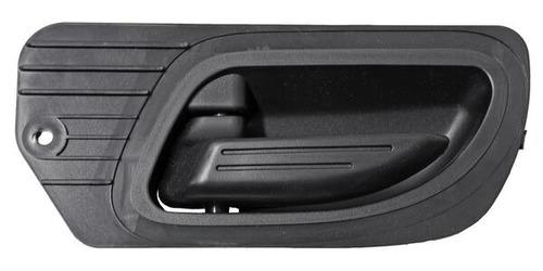 manija interior ford ranger 2007-2008-2009-2010 negra+regalo