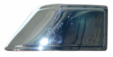 manija interior ford topaz 1990-1991-1992 cromada+regalo