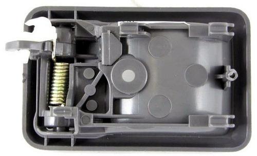 manija interior gris derecha toyota tacoma 1995 - 2000