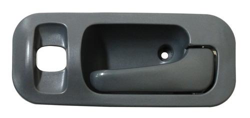 manija interior honda civic 1995 gris elevador cristal