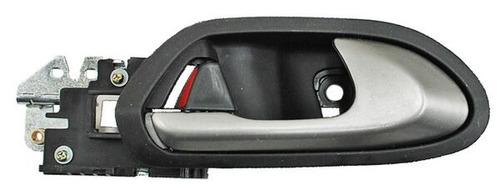 manija interior honda civic 2006-2007-2008-2009 coupe negra