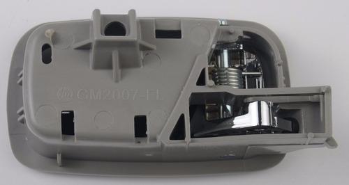 manija interior izquierda chevrolet cobalt 2005 - 2010