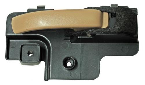 manija interior jeep caliber 2007-2008-2009-2010-2011 beige
